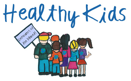 Healthy Kids Kids For Saving Earth